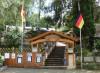 Bild: Rosengarten Biergarten