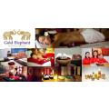 Royal Thai Wellness Gold Elephant Massage