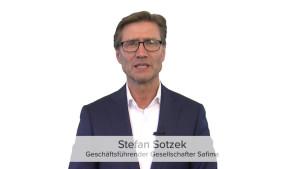 Logo SAFIMA Sotzek Assekuranz- & Finanzmakler GmbH