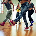 Salsa in the City - Studio Ethno-Dancing