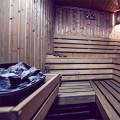 Sauna im Täubchenweg Sonnenstudio