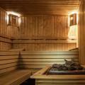 Sauna und Sonnenstudio