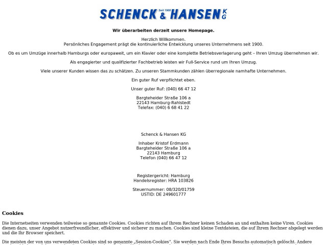 http://schenck-hansen.de