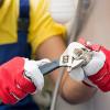 Bild: Schlimme Karl Metallwarenfabrik KG Gas-Heizautomaten Heizung, Sanitär, Sauna