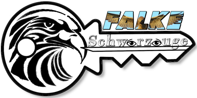 Falke Schwarzauge