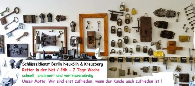 Schlüsseldienst Neukölln Kreuzberg