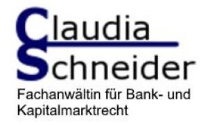 Logo Schneider Claudia Rechtsanwältin