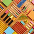 Schreibwaren, Büroartikel u. Schulbedarf