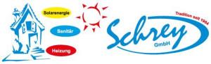Logo Schrey GmbH Sanitär und Heizung