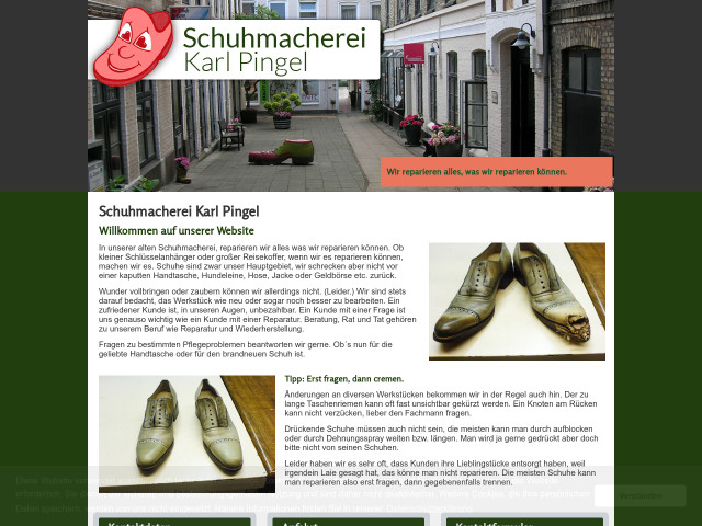 http://www.schuhmacher-pingel.de