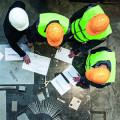 Schwerkraft-Bau