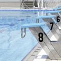 Schwimmzentrum, Freibad