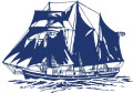 Logo Segelschiff - THOR HEYERDAHL