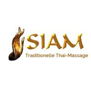 Logo SIAM - traditionelle Thai-Massage