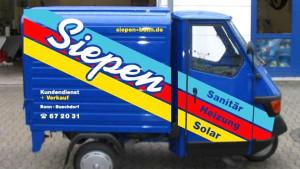 Logo Siepen Sanitär Heizung Solartechnik