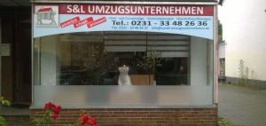 Logo S&L Umzugs und Transportunternehmen UG (haftungsbeschränkt)