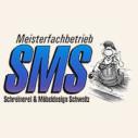 Logo SMS Schreinerei & Möbeldesign Schweitz