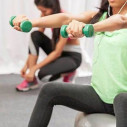 Bild: SPORT-PARK Group Fitness-Health-Club Fitness-Aerobic-Wellness Power-Plate in Wuppertal