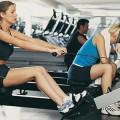 Sportmühle Fitness Badminten Squash