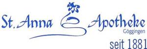 Logo St. Anna Apotheke Göggingen