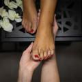 Stahl-Raymond Kosmetik- u. Fußpflegeeinrichtung