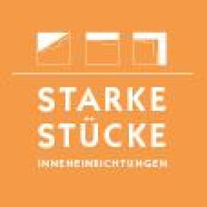 Logo Starke Stücke Möbel