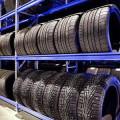 Bild: Stefan Willig Reifenhandel in Frankfurt am Main