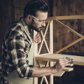 Stephan Grassl, Meister im Schreinerhandwerk