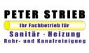 Logo Strieb, Peter