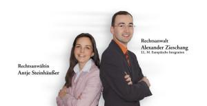 Logo SZ-Rechtsanwälte – Anwaltskanzlei Steinhäußer & Zieschang