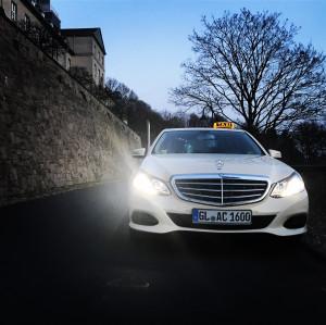 Taxi Ahmed Chaudhry  Mercedes E Klasse
