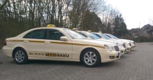 Logo Taxi Baku