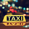 Taxi-Kurier Dienst