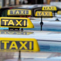 Taxi-Kurier