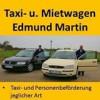 Bild: Taxi Martin Inhaber Werner Maas