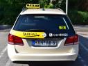 Eine Taxifahrt so angenehm, bei der Sie sich wünschen nie ans Ziel zu kommen.