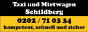 Bild: Taxi und Mietwagen Schildberg GmbH & Co. KG in Wuppertal