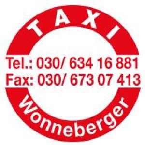 Logo Taxi Wonneberger