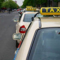 Bild: TAXI YELLOW CAR in Recklinghausen, Westfalen