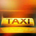 Taxistand am Harras