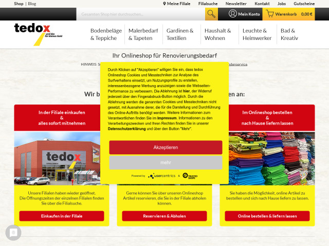 http://www.tedox.de