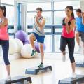 Therapie - Massage - Fitness - Konzept Physiotherapie