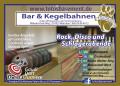 Bild: Thorsten Werner toto's basement Bar und Kegelbahn in München