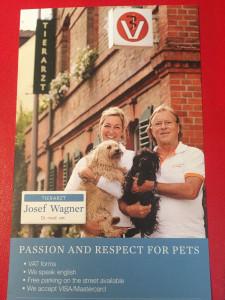 Tierarzt Dr Med Vet Josef Wagner