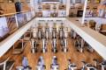 Cardiobereich 1. Etage und Kraftgerätebereich 2. Etage