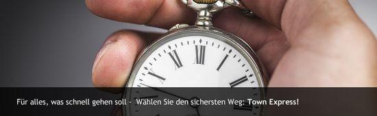 Town Express – Ihre schnelle Umzugsfirma in Hamburg
