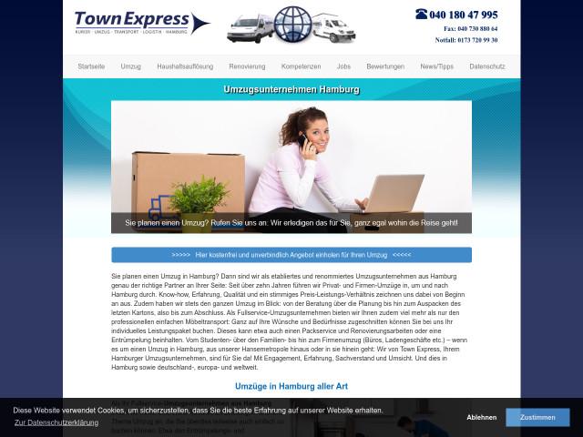 http://www.town-express.de