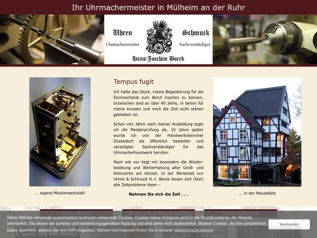 http://www.uhrmacher-borek-muelheim.de