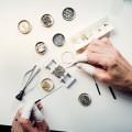 Uhrzeit Uhrenfachgeschäft