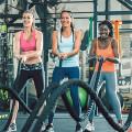 Bild: Ulrich Epperlin Olympic Fitness-Studio in Magdeburg